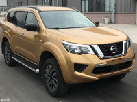 郑州日产TERRA有望今年4月上市 硬派SUV