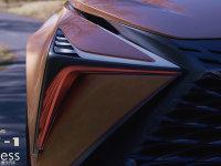 雷克萨斯LF-1 Limitless概念车 新设计