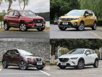 很多爆款车 2017年中国品牌小型SUV点评