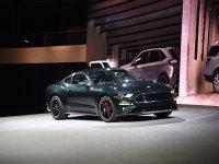 2018北美车展 福特Mustang Bullitt发布
