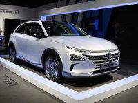 现代氢燃料电池概念车消息 CES公布命名