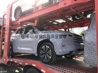 广汽传祺新一代GS5谍照曝光 2018年发布