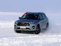 我们不一样  新哈弗H6 Coupe冰雪体验