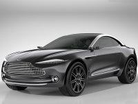 阿斯顿・马丁SUV将于明年量产 同步入华