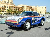 辉煌重现 实拍保时捷959 Rally variant