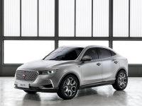 宝沃BX6将四月正式上市 定位Coupe SUV