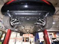 内外皆运动 AMG GLC 43轿跑SUV底盘解析
