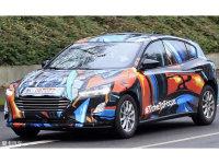 全新福克斯将北京车展首发 家族式设计