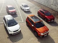 5款小型SUV对比 做工品质谁更胜一筹?