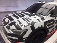 日内瓦车展:奥迪e-tron原型车正式发布