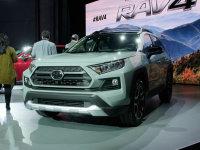 2018纽约车展:丰田新一代RAV4正式发布