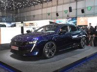 2018日内瓦车展  全新标致508静态评测