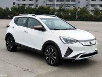 江淮大众首款车或命名思皓 纯电小型SUV