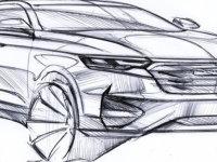众泰全新SUV设计图曝光 有望年内上市
