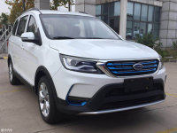 外观时尚 开瑞K60 EV将3月底正式上市