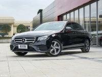 新款奔驰E级长轴距版上市 售43.88万起