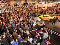世界赛车的荟萃 回顾第27届国际赛车展