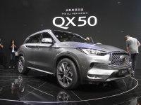 2018北京车展:英菲尼迪全新QX50静评