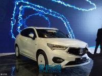 2018北京车展探馆 讴歌CDX混动版抢先看