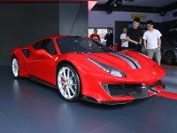 法拉利488 Pista正式中国首发 2.8s破百