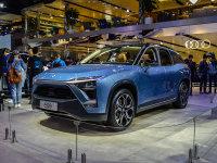 2018北京车展 蔚来ES8 6座版静态评测