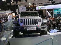 2018北京车展:Jeep全新牧马人国内首发