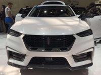 2018北京车展:全新定制版VV7正式亮相