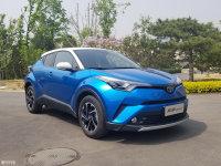 一汽丰田奕泽正式亮相 将6月上市销售