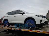2018北京车展探馆:广汽ix4 EV抢先曝光