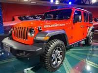 2018北京车展  Jeep全新牧马人静态评测