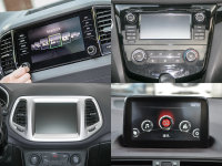 紧随时代的潮流 四款紧凑SUV横评科技篇