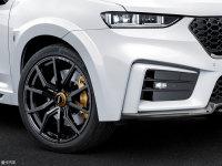 定制版VV7将北京车展亮相 外观更动感