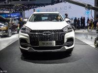 2018北京车展 奇瑞瑞虎8 7座版静态评测