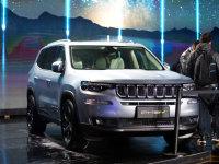 Jeep大指挥官PHEV正式亮相 2019年上市