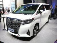 2018北京车展 丰田新款埃尔法静态评测