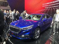 北京车展:一汽红旗H5上市售14.98万起