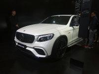 2018北京车展 AMG GLC 63 S轿跑SUV亮相