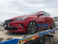 2018北京车展探馆 长安逸动XT抢先实拍