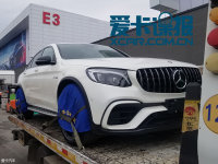 2018北京车展探馆:AMG GLC 63 S Coupe