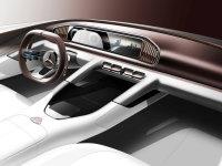 迈巴赫全新概念车预告图 4月24日将首发