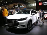 2018北京车展 第二代比亚迪唐静态评测