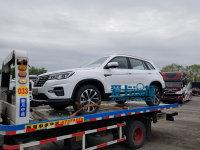 2018北京车展探馆:长安新款CS75实拍