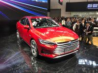 2018北京车展 比亚迪秦Pro车型正式发布