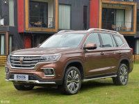 中国品牌中大型SUV谁更强 RX8竞品对比
