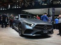 奔驰新CLS先型特别版预售价公布 89万起