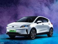 纯电动跨界SUV吉利帝豪GSe 将6月发布