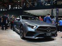全新奔驰CLS级预计6月上市 家族式设计