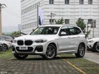 外观小改配置升级 全新BMW X3车型解析