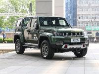 北京BJ40 PLUS配置曝光 共推出4款车型