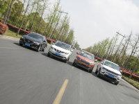 新一代涡轮/自吸之战 四款紧凑SUV横评